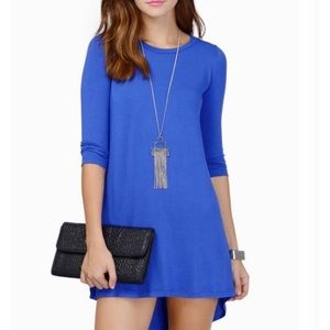 Tobi Royal Blue Tunic
